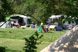 Mini camping Overijssel